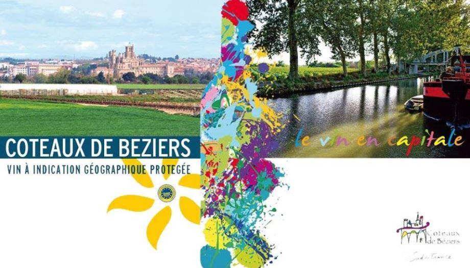 Dégustation Coteaux-de-Béziers «LE VIN EN CAPITALE»