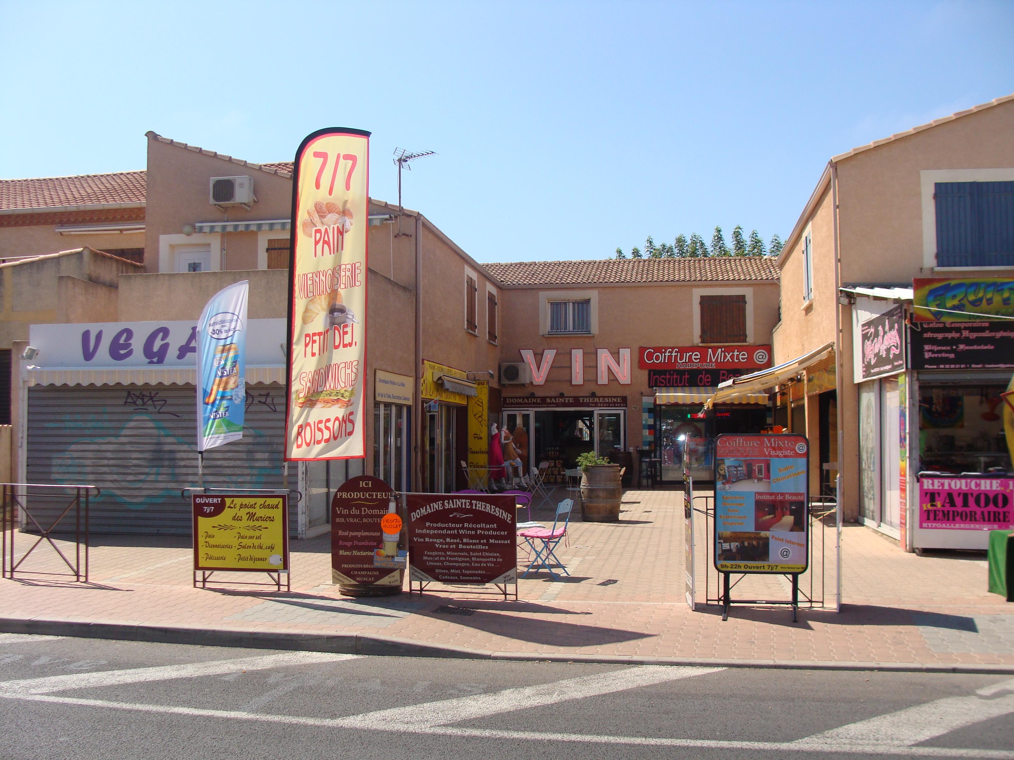 Boutique d'été - Callegari