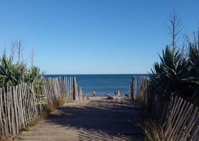 Vacances  à Portiragnes-plage